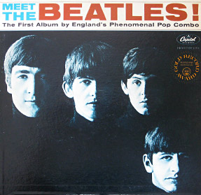 ObitKit, Susan Soper: a classic Beatles album cover, Meet the Beatles