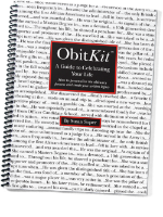 ObitKit: A Guide to Celebrating Your Life