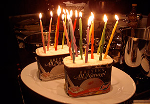 ObitKit, Susan Soper: birthday candles